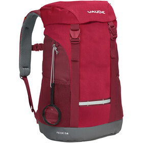 VAUDE Pecki 14 Backpack Kids crocus